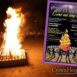 Wednesday: Communal Lag Ba'omer Bonfire