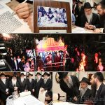 Friedman Family Completes Torah in Parents Memory
