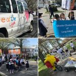 Long Island Girls Schools Parade on Lag BaOmer