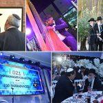 Dinner Marks 70 Year of Tomchei Temimim Brunoy