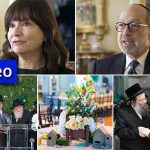 Oholei Torah Honors the Friedmans of Montreal