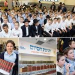 Students Celebrate Gemara Proficiency