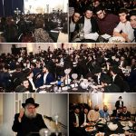 Melbourne Gathers for Melave Malka and Gimmel Tammuz Farbrengen