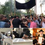 Brand New Sefer Torah for Zhitomir Shul Celebrated
