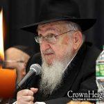 Boruch Dayan Hoemes: Rabbi Shmuel Fogelman, 88, OBM