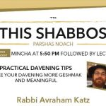 Shabbos at the Besht: Practical Davening Tips