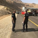 Two Adults, Six Children Killed in Dead Sea Crash