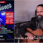 Yosef Karduner Back in Crown Heights