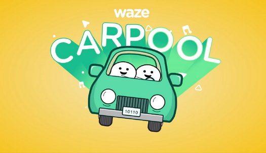 Use Ride Sharing? Now you can Waze Carpool! • CrownHeights info