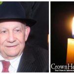 BDE: Harav Hatomim Avraham Simcha Eckhaus, 84, OBM