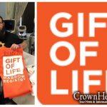 Rabbi Eli Gives the Gift of Life