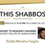 Shabbos at the Besht: The Secret To Resilient Children