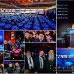 Kinus Hashluchim 5779-2018: Gala Banquet Gallery 5