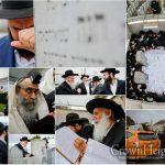 Kinus Hashluchim 5779-2018 Shluchim Visit the Ohel