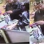 Tzedaka Box Thief Caught Red Handed