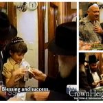 JEM: The Rebbe Gives Blessings for Children, and they are Fulfilled