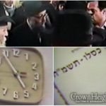 Highlights from 770: Rosh Chodesh Kislev, 5748