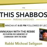 Shabbos at the Besht: Chanukah With The Rebbe