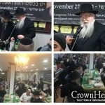 Yud Tes Kislev at Chabad of Georgetown