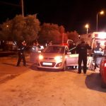 1 Injured After Rock Thrown at a Car in Binyamin