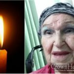 BDE: Mrs Leah Adelman, 92, OBM