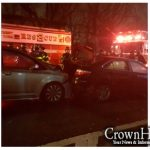 5 Car Fender Bender Briefly Closes Eastern Parkway