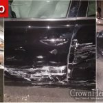 Hit and Run Leaves Two Cars Damaged on New York Ave and President St