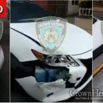 Hit and Run Vehicle Located in Crown Heights