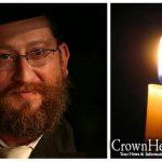 BDE: Rabbi Itzik Rabinowitz, 55, OBM