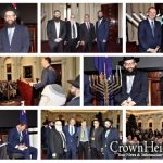 Chabad of Melbourne CBD Brings Chanukah to the Parliament House