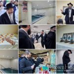 Central Mikvah Dedicated in Moscow