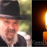 BDE: Rabbi Sholom DovBer Levitin, 73, OBM