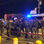 6 People Injured in Drive by Terror Shooting