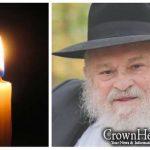 BDE: Rabbi Yaackov Boruch Gansburg, 87, OBM