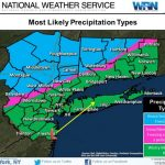 Get Ready For Rain, Snow And Ice Tonight
