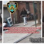 Woman Punched in Face in Crown Heights, Assailant Got Away