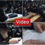 JEM: Highlights from 770- The Rebbe on the Fourth Yahrzeit of Rebbetzin Chaya Mushka