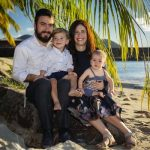 On Sunny St. Lucia, Chabad Couple Builds a Jewish Community