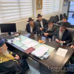 Chief Rabbi of Israel Sends Message to Russia's President Mr. Vladimir Putin