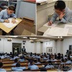 Gemara Contest in its Second Year