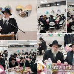 Community Turns Out Motzai Shabbos to Support G'mach