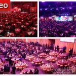 Kinus Hashluchos 5779: Gala Banquet A Birds Eye View