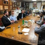 Jumaane Williams Meets with Crown Heights Community Leaders
