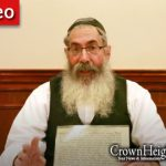 Live at 11:15am: Sunday Kollel Shiur to Face Mezuzah Controversy