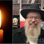 BDE: Rabbi Yonah Avtzon, 61, OBM