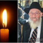 BDE: Rabbi Yehoshua Wilansky, OBM