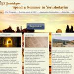 New Yeshivas Kayitz Opening in Yerusholayim