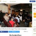 Fundraiser Launched for Chabad of Bushwick