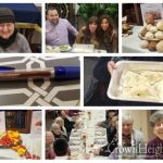Chabad of Orange Hosts Bourekas & Blessings Event