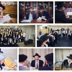 Dozens of Yeshiva Students Tested and Certified for Shechita and Smicha